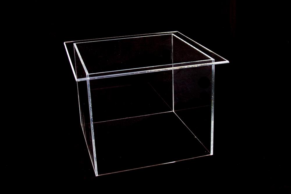 Floor Standing Display Cube