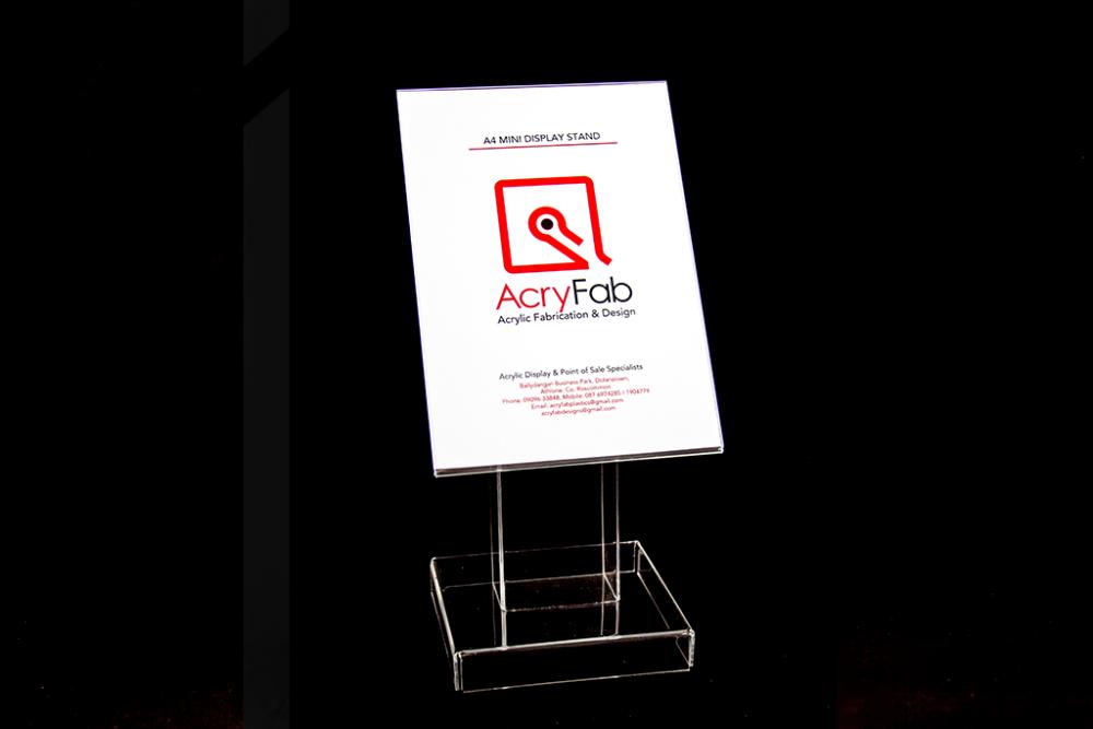 A4 Mini Display Stand